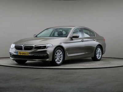tweedehands BMW 520 5 Serie -Serie D Executive, Automaat, Leder, Navigatie, Xenon