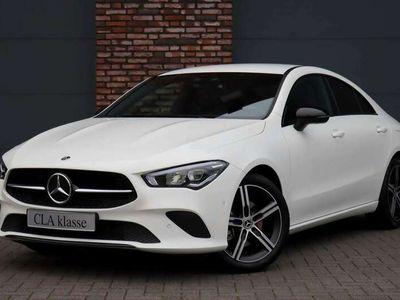tweedehands Mercedes CLA200 Advantage Aut7, MBUX Live Navigatie, Widescreen Co