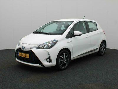 tweedehands Toyota Yaris Hybrid 1.5 Aut. Design (Camera/Ecc/Bluetooth)