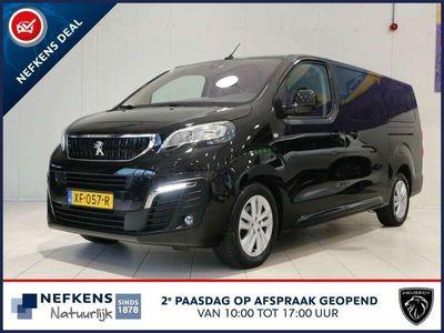 tweedehands Peugeot Traveller 2.0 180 PK BUSINESS   NAVIGATIE   CAMERA   TREKHAAK   DODEHOEK BEWAKING