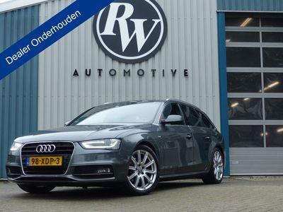 tweedehands Audi A4 Avant 1.8 TFSI 2X S-Line/Bi-Xenon/ Nw Model/NL Aut
