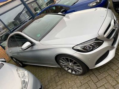 tweedehands Mercedes C350 350 e Lease Edition AMG pakket