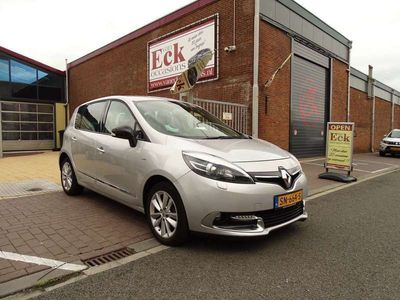 tweedehands Renault Scénic 1.2 TCe Bose,airco,climate.cruise,controle,navigat