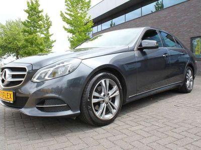tweedehands Mercedes E220 BlueTEC Lease Edition