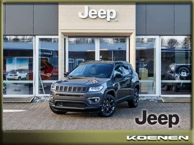 tweedehands Jeep Compass 4XE 240PK Plug-in Hybrid S-edition