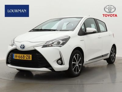 tweedehands Toyota Yaris 1.5 Hybrid Design Sport