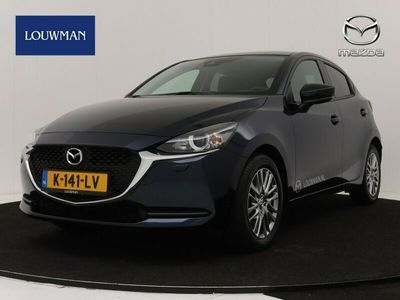 tweedehands Mazda 2 1.5 Skyactiv-G Style Selected AIRCO   LM VELGEN   ACHTERUITRIJCAMERA  