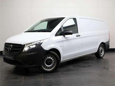 tweedehands Mercedes Vito 116 CDI Lang GB Werkplaatsinrichting, Navigatie, A
