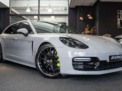 tweedehands Porsche Panamera S E-Hybrid port Turismo Sport Design Krijt Sport Uitl
