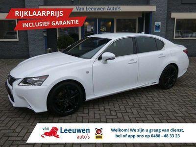 tweedehands Lexus GS300 300h Business Line | F-Sport | Leder | Navigatie |