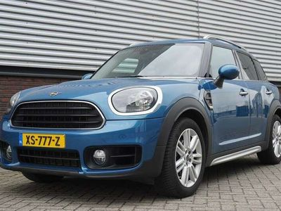 tweedehands Mini Cooper Countryman 1.5 136PK Automaat 18Inch. Dutch Made Edition.
