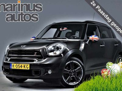 tweedehands Mini Cooper S Countryman 1.6i 16V 190pk Chili Xenon/Nav