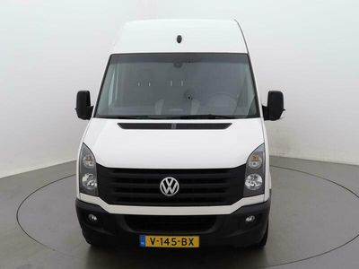 tweedehands VW Crafter 32 2.0 TDI L2H1 Cruise   PDC V+A   Bank   Opstaptr