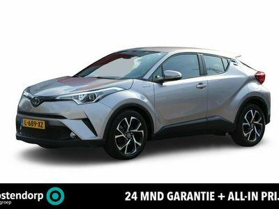 tweedehands Toyota C-HR 1.8 Hybrid Dynamic **DODE HOEK DETECTIE/ NAVIGATIE**