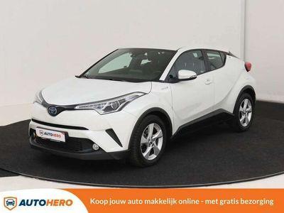 tweedehands Toyota C-HR 1.8 Hybrid Dynamic 122PK PG31626 | Navi | Adaptive