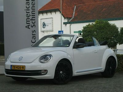 tweedehands VW Beetle Cabriolet 1.4 TSI Sport 160 PK / Stoelverwarming / Cruise controle / Parkeersensoren/ Airco