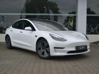 tweedehands Tesla Model 3 Long Range 8% bijtelling model 2021, warmte pomp