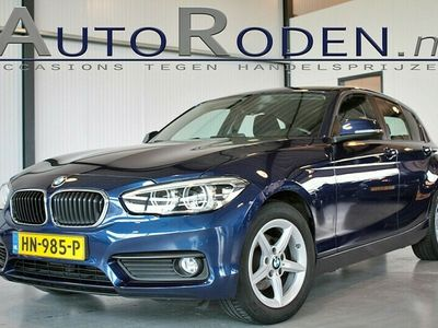 tweedehands BMW 118 1-serie i EDE Executive Corporate Lease Automaat