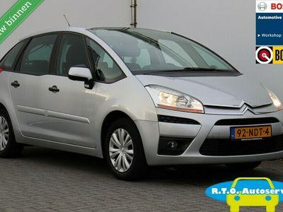 tweedehands Citroën C4 Picasso 1.6 VTi Image 5p. NETTE AUTO !!