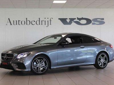 tweedehands Mercedes E350 Coupé AMG-Line | 300 pk | Night pakket | Widescree