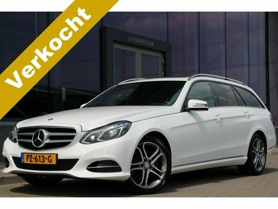 tweedehands Mercedes 220 E-KLASSE EstateCDI Prestige Avantgarde | Online Verkoop!