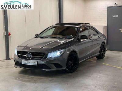 tweedehands Mercedes CLA250 Ambition Amg STOELVERWARMING/PANO/LEER/FULL OPTION