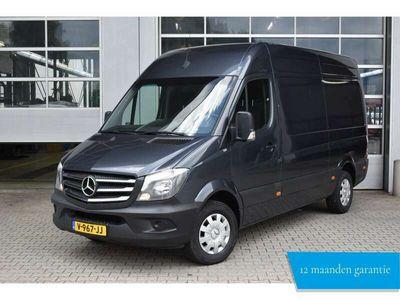tweedehands Mercedes Sprinter 214 CDI 143PK L2H2 EUR6   AUTOMAAT, AIRCO, NAVI, C