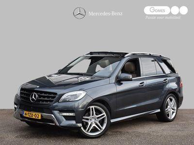 tweedehands Mercedes 350 M-KLASSEBlueTEC | AMG | Panoramadak | Airmatic | Comand | Standkachel
