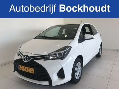 tweedehands Toyota Yaris 1.0 VVT-i Now Airco € 1.000,- Slooppremie