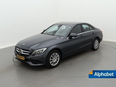tweedehands Mercedes C160 115pk Ambition + Parkeerpakket + Spiegelpakket + B