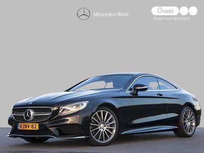 tweedehands Mercedes 500 S-KLASSE Coupé4Matic | Nachtzicht | Distronic | Memorypakket | Exclusief ONLINE PAASSHOW !! Korting € 2.000,- of EXTRA inruilwaarde € 2.000,- ONLINE PAASSHOW !! Korting € 2.000,- of EXTRA inruilwaarde € 2.000,-