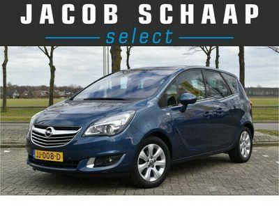 tweedehands Opel Blitz Meriva 1.4 TurboLeder / AGR Comfort stoel / Clima