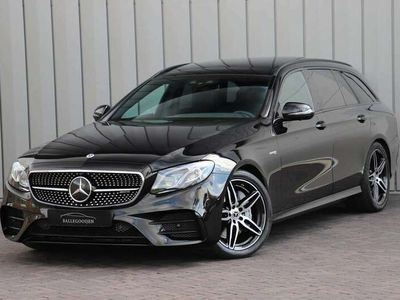tweedehands Mercedes E43 AMG AMG Estate 4-Matic Aut9 401PK Luchtvering Memory Panor