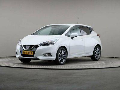 tweedehands Nissan Micra 1.0 IG-T N-Connecta, € 13.900