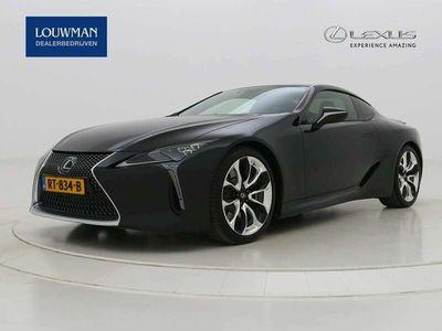 tweedehands Lexus LC 500 V8   Mark Levinson  Goede Sound garantie!