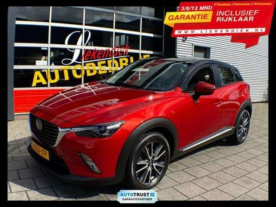 tweedehands Mazda CX-3 2.0 SkyActiv-G 150 GT-M 4WD _ Navigatie I Head- Up