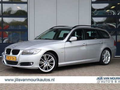tweedehands BMW 318 3-SERIE Touring d Corporate Lease High Executive | Leer | Cruise control | Climate control