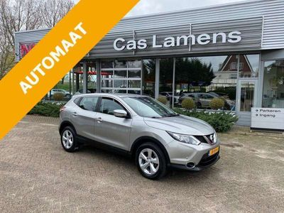 tweedehands Nissan Qashqai 115pk DIG-T XTRONIC Acenta Connect