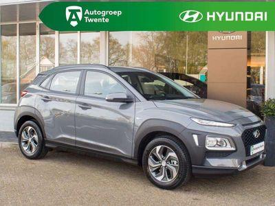tweedehands Hyundai Kona 1.6 GDI HEV Comfort Life | Carplay | Climate control