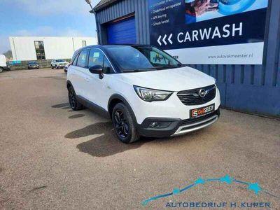 tweedehands Opel Crossland X 1.2 Turbo Innovation Navigatie
