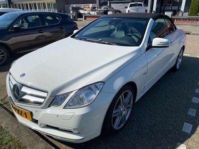 tweedehands Mercedes E350 Cabriolet CGI Elegance Full options