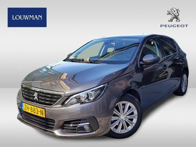 tweedehands Peugeot 308 1.2 PureTech Blue Lease Premium | Navi | Panorama