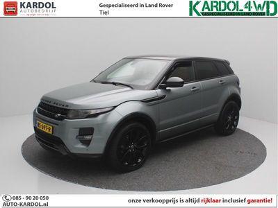 tweedehands Land Rover Range Rover evoque 2.0 Si 4WD Dynamic Black Design Pan. Dak | Rijklaarprijs
