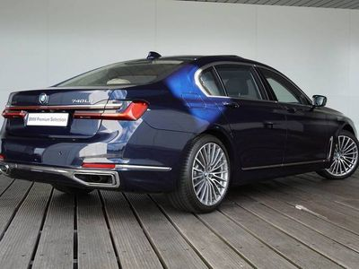 tweedehands BMW 740L 7 Serie d xDrive High Executive / individual / nieuw model Nieuwprijs € 196810,-