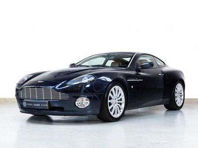 tweedehands Aston Martin Vanquish V12 5.9
