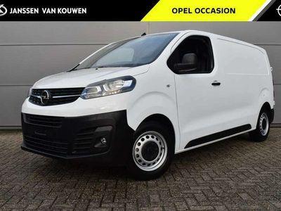 tweedehands Opel Vivaro -e 50kWh L2H1 Edition SNEL LEVERBAAR!