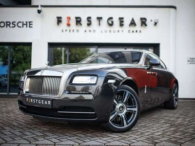 tweedehands Rolls Royce Wraith 6.6 V12 / HUD / Cruise / Sterrenhemel / Topview Ca