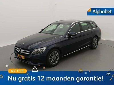 tweedehands Mercedes C200 Estate 2.2 CDI 136pk Automaat Business Solution LE