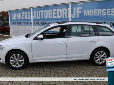 tweedehands Skoda Octavia Combi 1.0 TSI Greentech 115pk DSG-7 Ambition Business