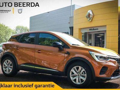 tweedehands Renault Captur TCe 100 Zen | Fabrieksgarantie t/m 12-2025 max.100